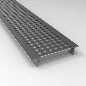 PERFORATED<br /> (Edge cover)